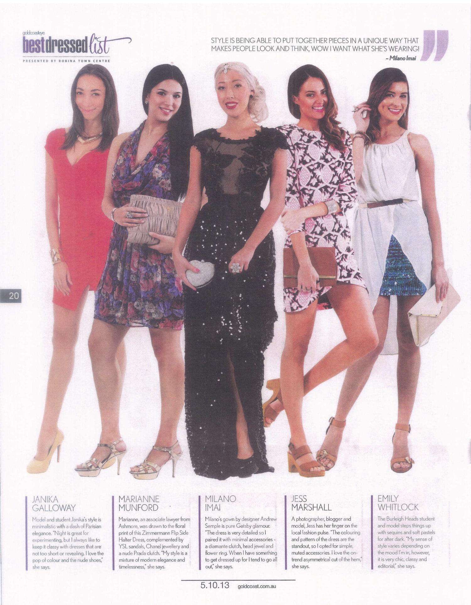The Gold Coast Bulletin 10, 2013 (4)