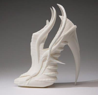 skeleton shoe, uncomfortable