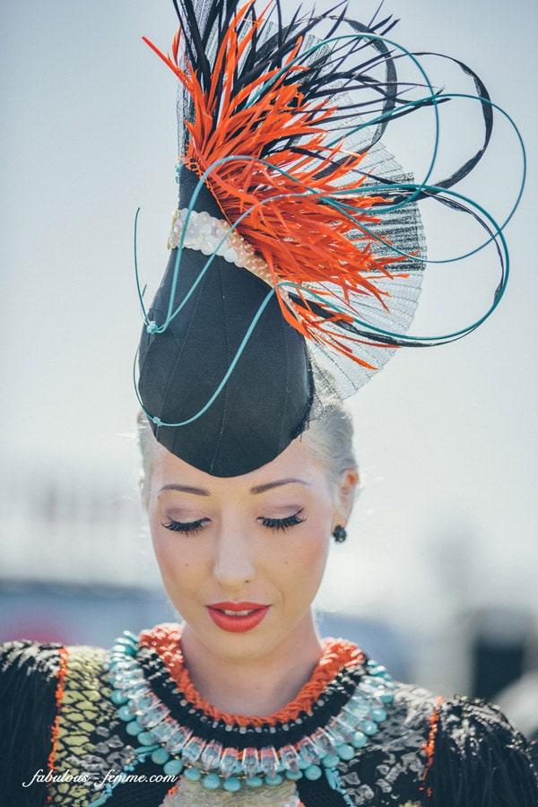Melbourne Cup 2013 - Milano Imai Field Fashion