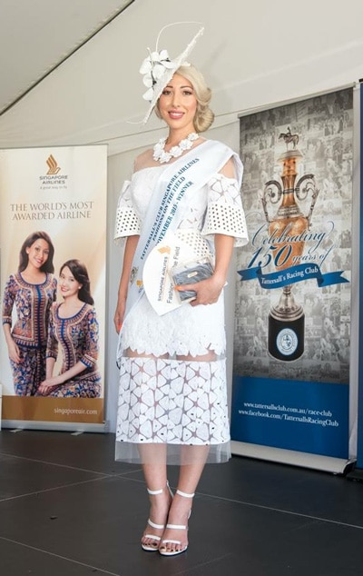 Tattersalls Fashions on the field competition