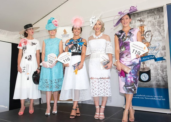 Fashions on the field competition