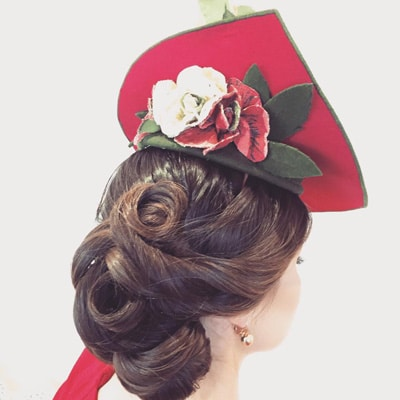 custom hairstyles by hairstylist