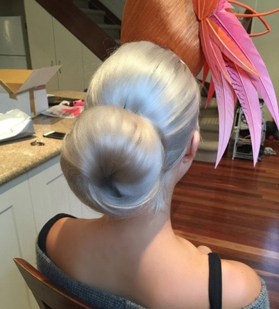 71f35033ea814 Races Hairstyles with Fascinators - Hair Ideas for Race Day