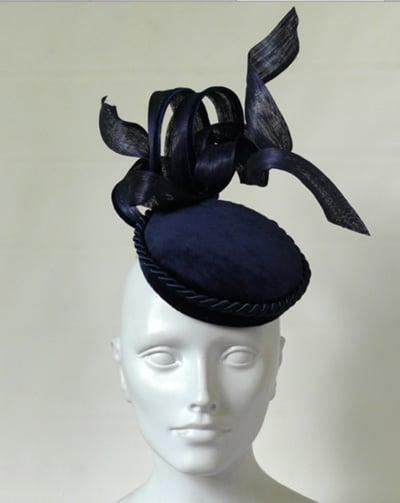 reuse embellish hat base
