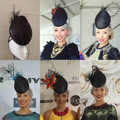 reuse revamp rewear recycle hats