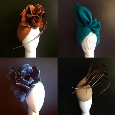 Jack and Jill Winter Millinery