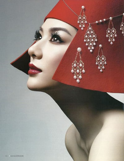 china red hat