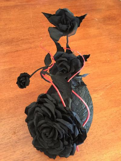 fascinator embellishment quills
