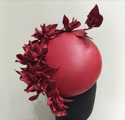 red hat millinery