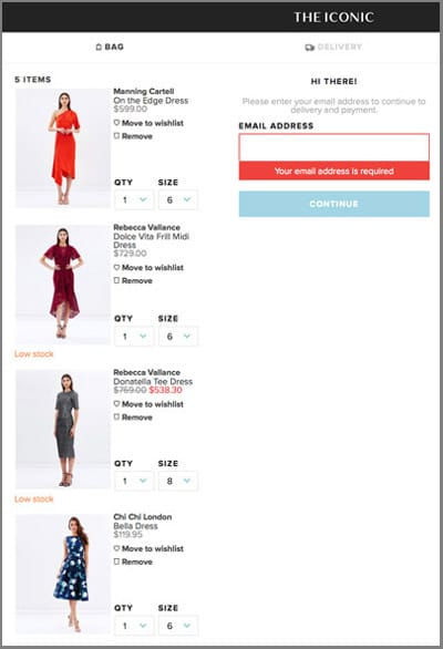 buy the iconic race dress online
