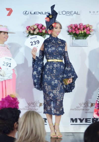Fashions on the Field Final Melbourne Cup