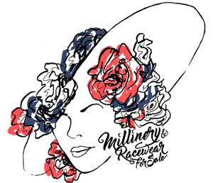 second hand millinery and racewear for sale Facebook group