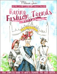 racing fashion trends report