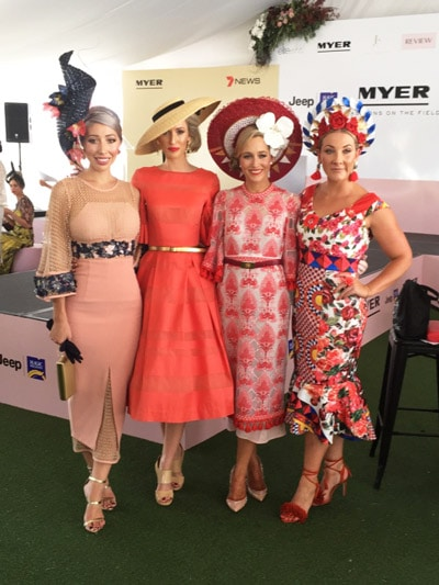 Fashion at the Races Horse Racing Fashion Style Millinery 7