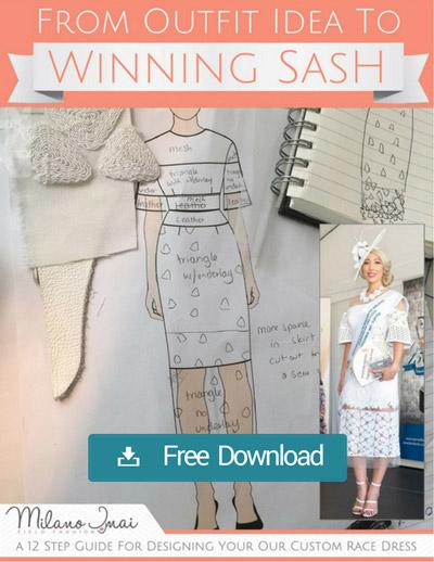 DIY race dress design guide
