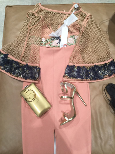 complete last minute race dress and accessories