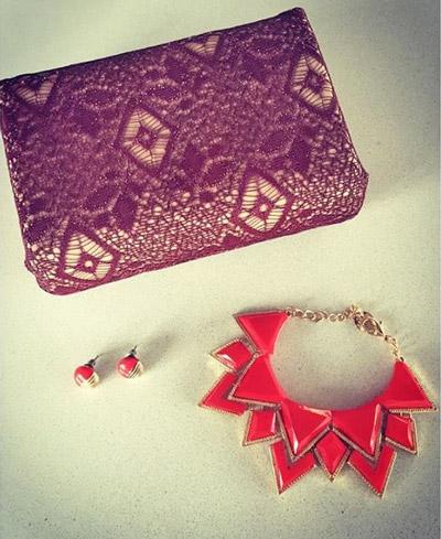 fashion accessories clutch bracelet