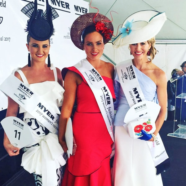 Myer fashions on the field 2018 prizes for great