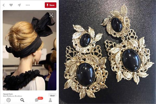 statement earrings trend 2017