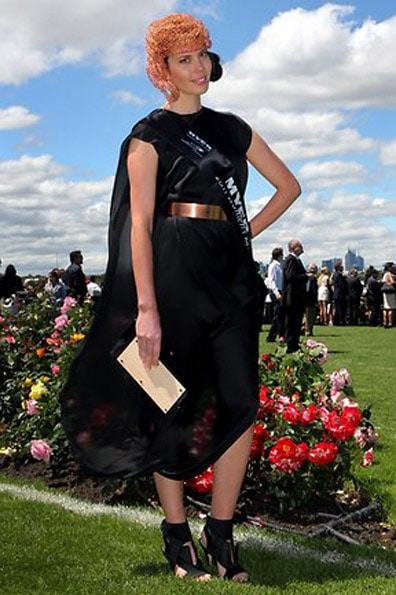 jess coad fashions on the field winner