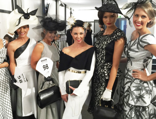 22 Ways to Wear Black & White for the Races | Derby Day Fashion Inspo