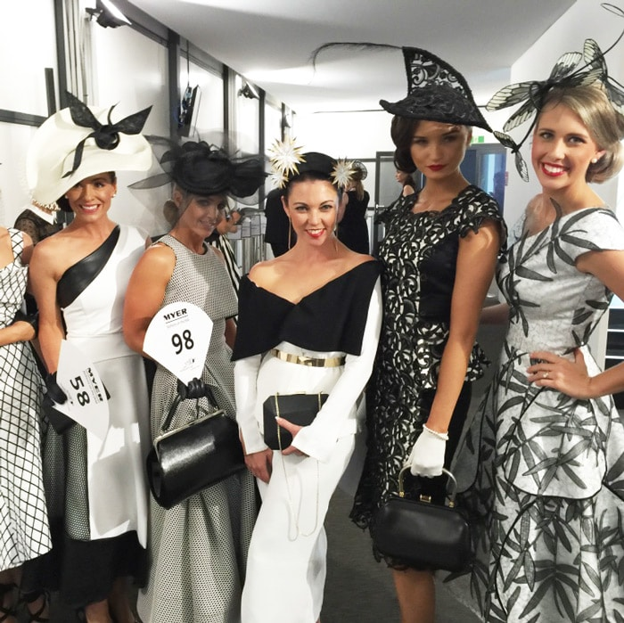 3880420f5e 22 Ways to Wear Black   White for the Races