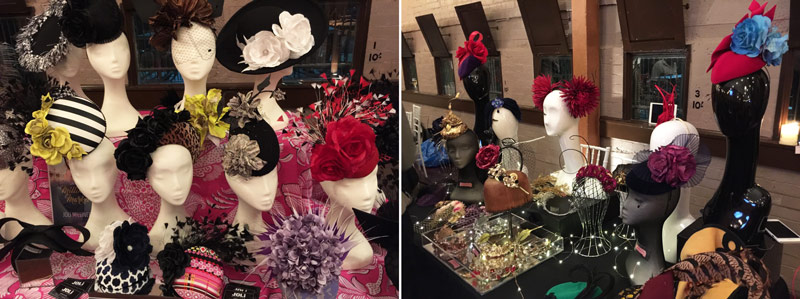 purchase millinery store show