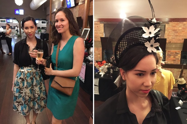 race friends millinery market convention