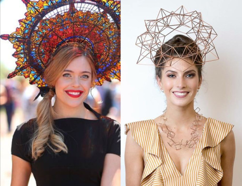 2016 Millinery Winners Inspired by Cathedral Windows & Christmas Wreaths