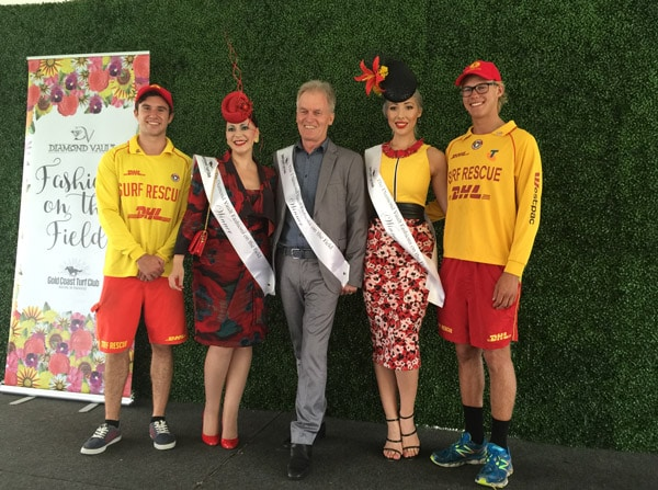 red and yellow themed competition
