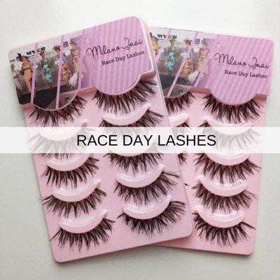 false lashes pack