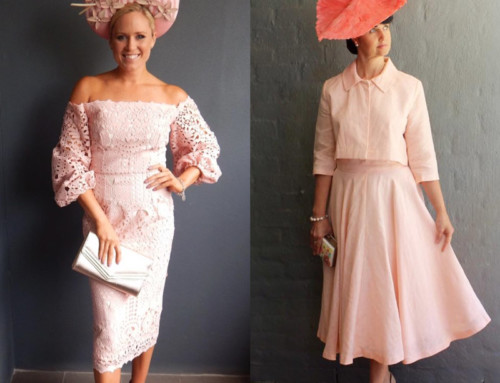 Monochrome Dressing Trend | How to Wear All One Colour to the Races
