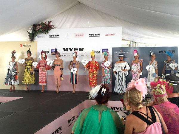 Myer FOTF finalists