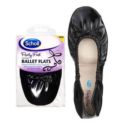 ballet flats for races tip