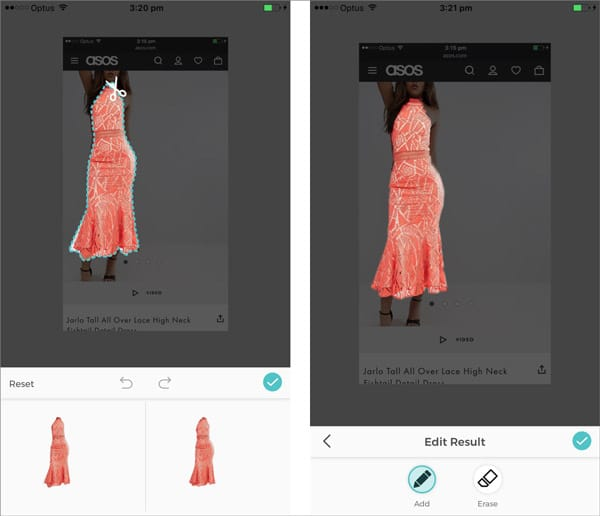 how to use fashion app
