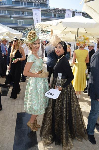 fashion at meydan racecourse