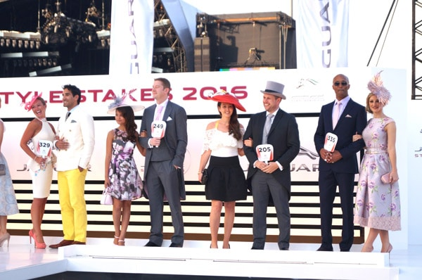 fashion at the races jaguar