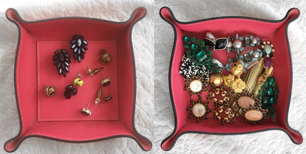 jewellery box earrings