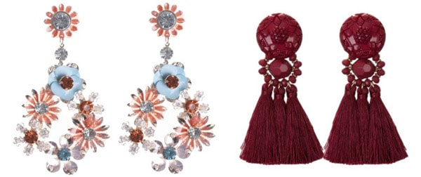 Lovisa jewellery earrings