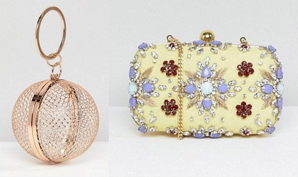 ASOS accessories bag clutch