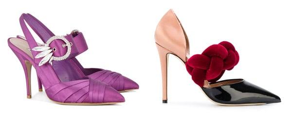 FarFetch shoe brand accessory