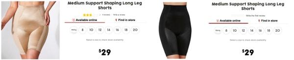 Racewear undergarments