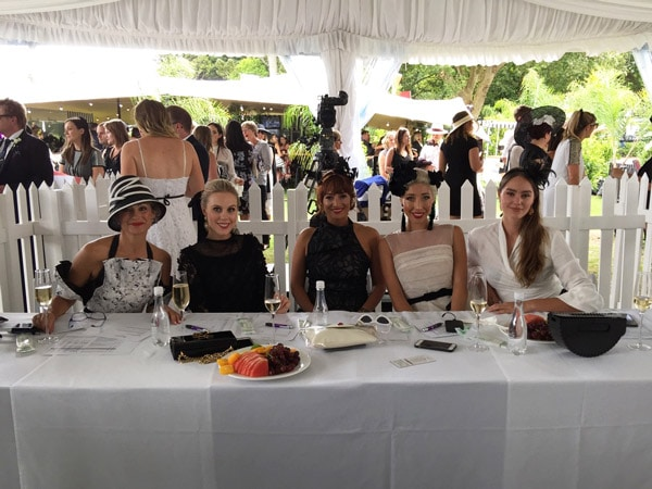 style judges racing fashion