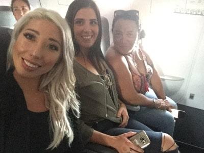 milano imai on airplane
