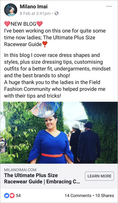 The Ultimate Plus Size Racewear Guide | Embracing Curves on ...