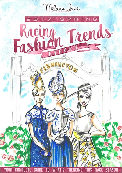 spring racing trends melbourne cup