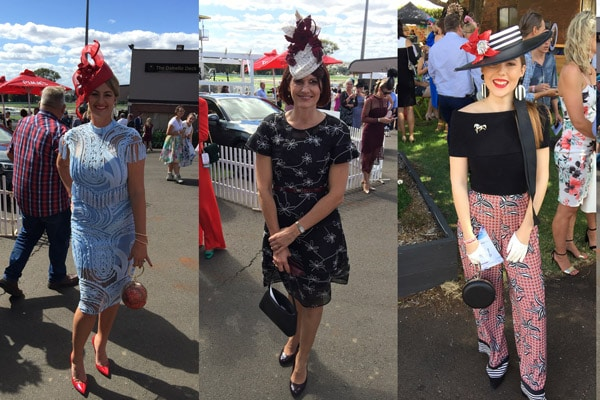 Racing fashion outfits