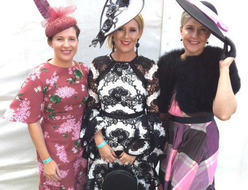 Beautiful Autumn Outfits at Weetwood Toowoomba Fashions on the Field