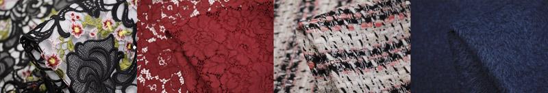 fabrics for winter autumn