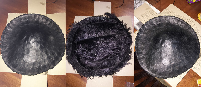 diy making your own millinery hat